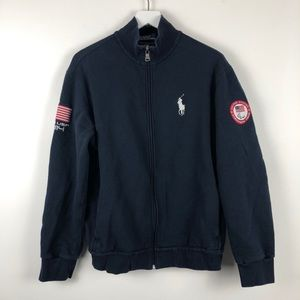 Polo Ralph Lauren USA Paralympic Team 2014 Jacket